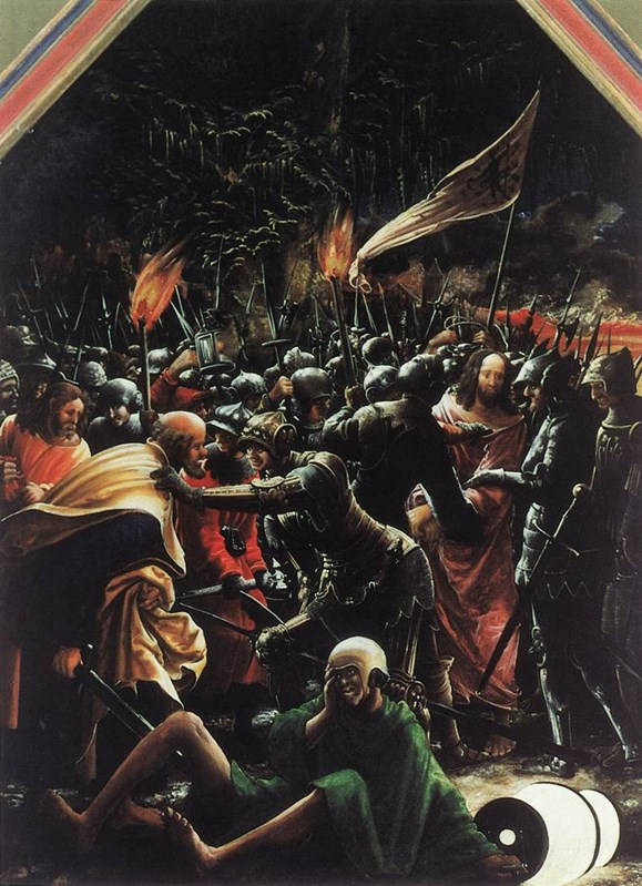 The Arrest Of Christf_christ-large