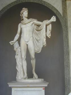 Apollo Belvedere circa
