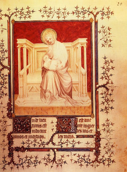 St. Philip (From The Psalter Of Jean