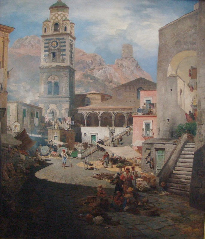 Square of Amalfi