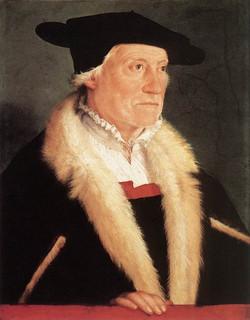 Portrait of the Cosmographer Sebasti