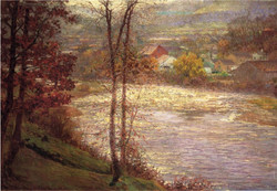 Morning on the Whitewater, Brookille