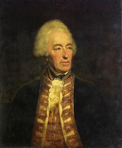 Admiral Robert Roddam