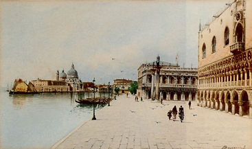 a_stroll_in_front_of_the_doges_palace-la