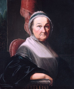 Mrs. Benjamin Simons 1771-1776