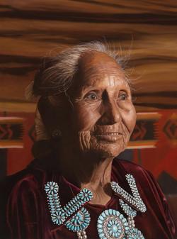 Navajo Eyes