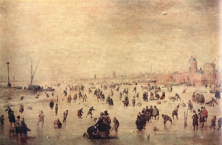 Ice Scene
