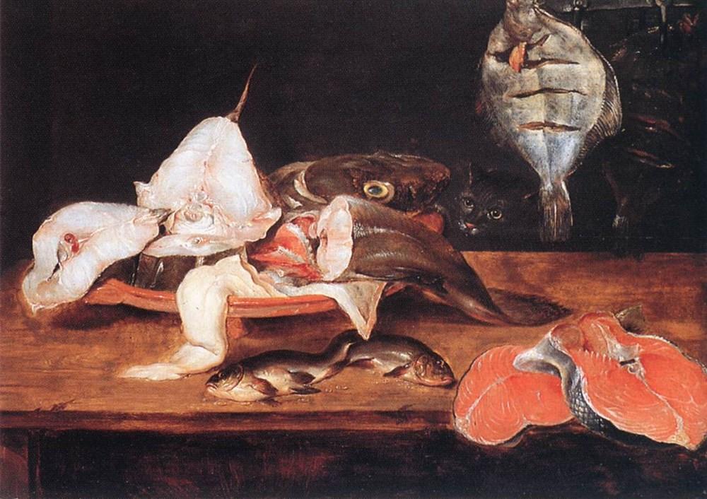 StillLife with Fish