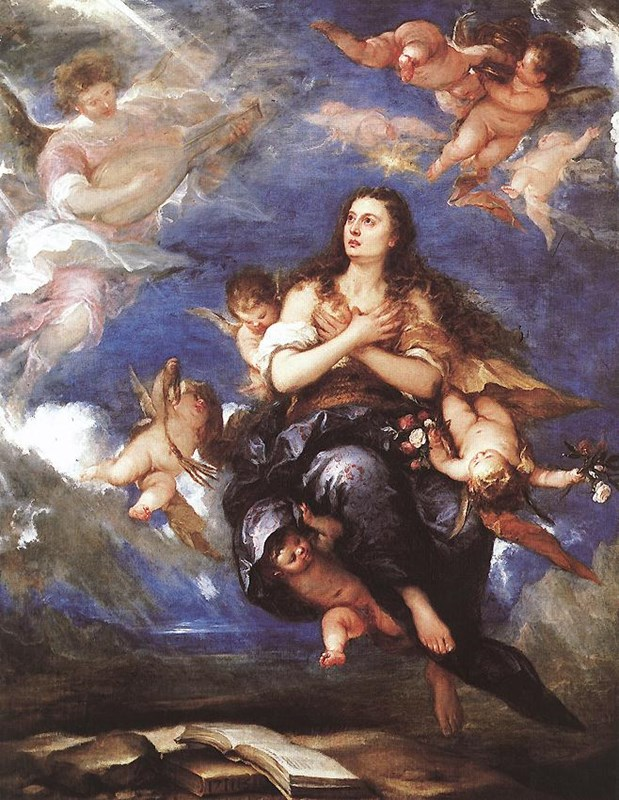 Assumption of Mary Magdalene
