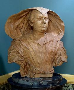 Portrait of Olimpia Pamphilj