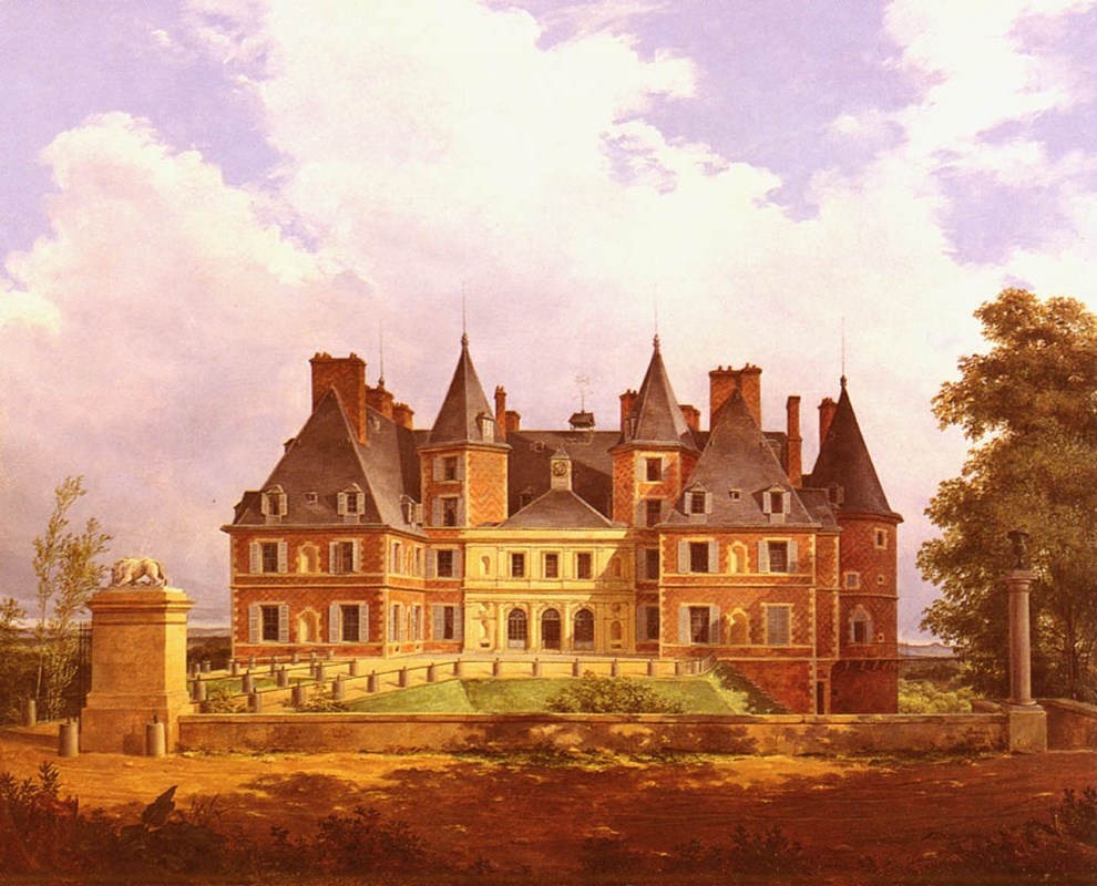 A French Chateau