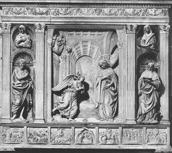 Altarpiece of the Annunciation 1489