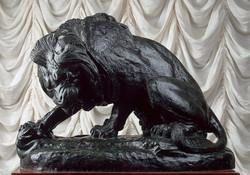 Lion and Serpent circa