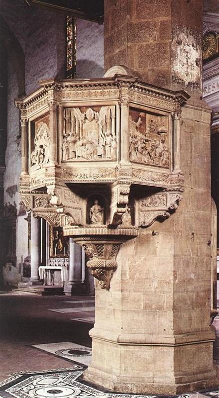 Pulpit 1472-1476