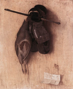 StillLife with Partridge and Iron G