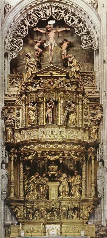 Main Altar 1523-1526