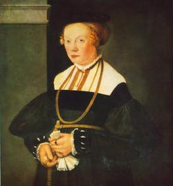 Portrait of Felicitas Seiler