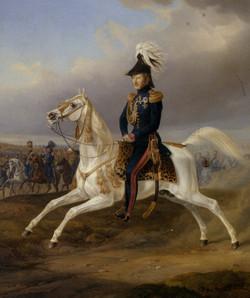 King William I of Wurttemberg on Hor