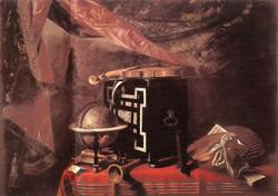 Stilllife with Instruments