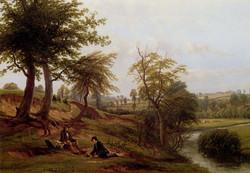 The Leam, Near Weston Mill