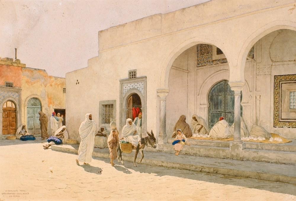 Gamia Karamanli Suk el Mushir