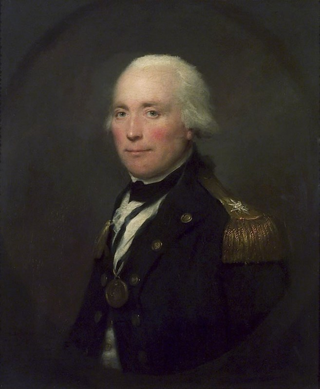 Rear­Admiral Sir Robert Calder