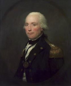 RearAdmiral Sir Robert Calder