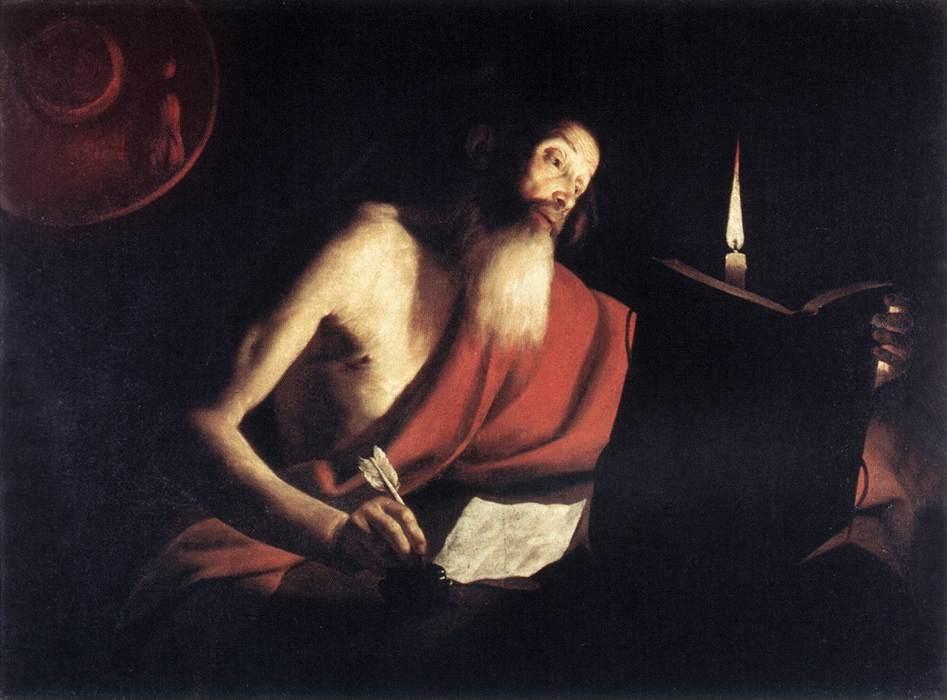 St Jerome