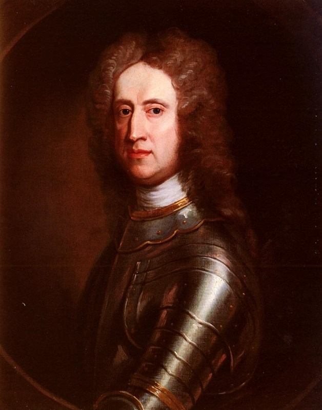 Portrait Of General James Oglethorpe