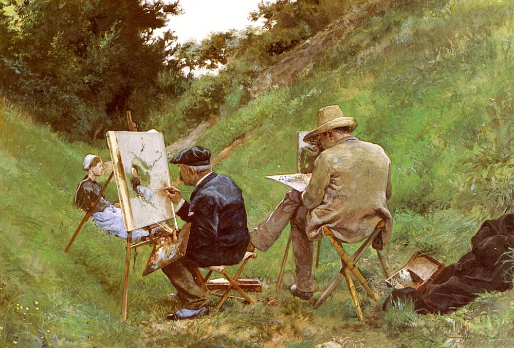 The Two Painters