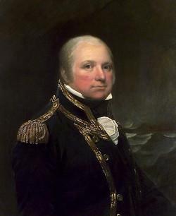 Captain John Cooke