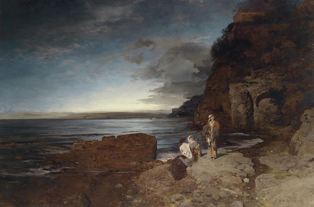 Evening on the Coast