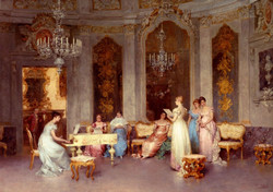 Parlor Scene