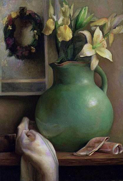 Lilies and LaFarge