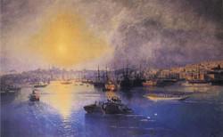 Constantinople Sunset