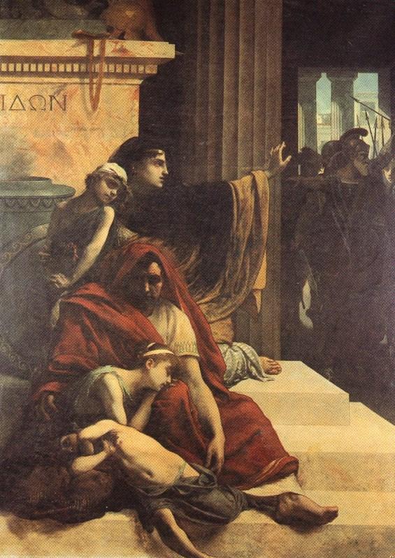Chalonidas' Last Appeal