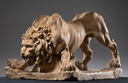 Model for the Lion on the Four River