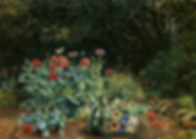 Bates_Davis_Summer_Flowers_in_a_Quiet_Co