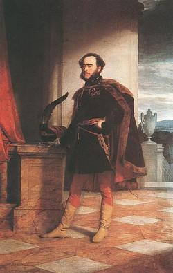 Portrait of Count István Széchenyi
