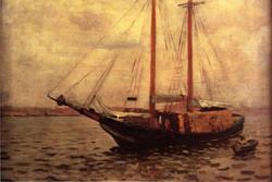 The Lumber Boat circa