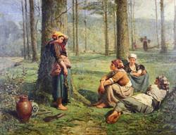 Ramasseuses De Bois