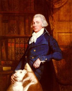 Portrait Of Samuel Rodbard