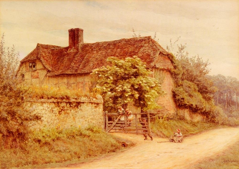 A Berkshire Cottage