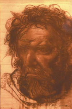 Study for an Apostle