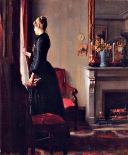 Marie Krøyer in Paris