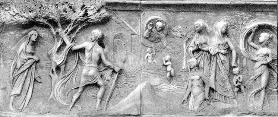 A Miracle of San Bernardino of Siena