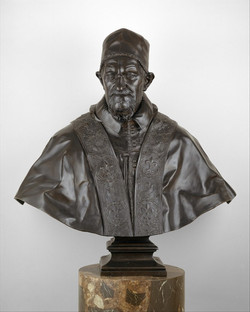 Bust of Pope Innocent X