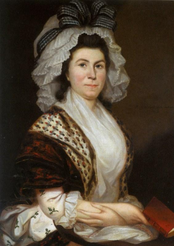 A Lady Said to be Mrs Godwin
