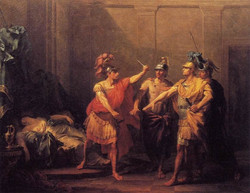 The Oath of Brutus