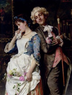 The Persistent Suitor
